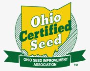 Ohio certified seed logo